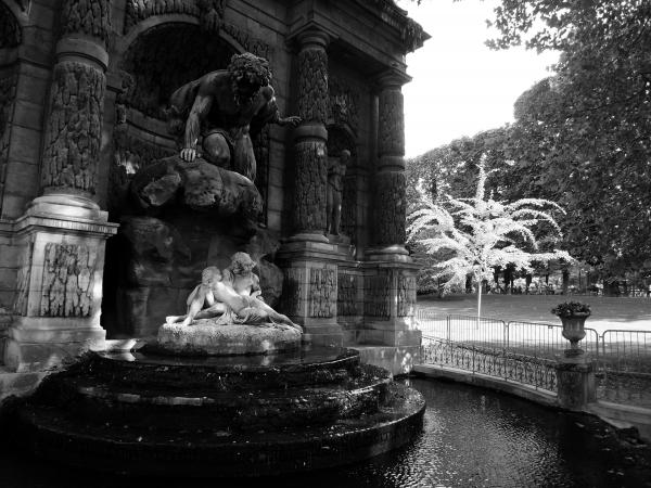 Romantic Fountain