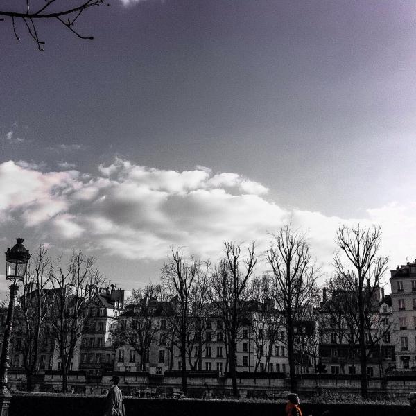 Paris Spring 2016