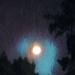 Almost Full Moon Night