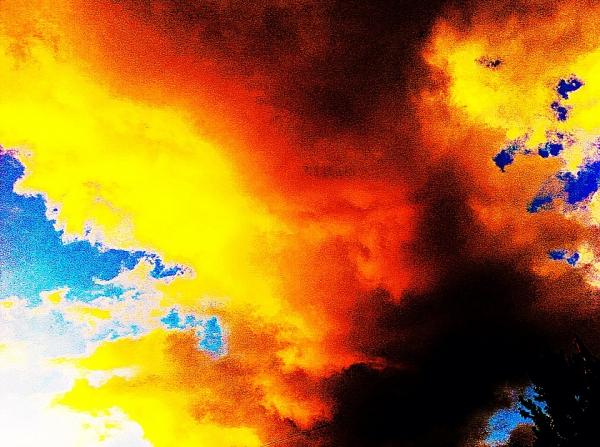 Sunset Skies - Automne