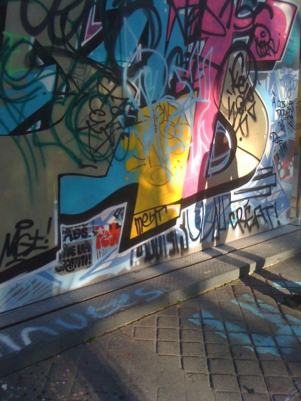 Graffiti Shadow