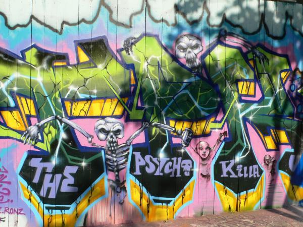 Outside Walls Four
