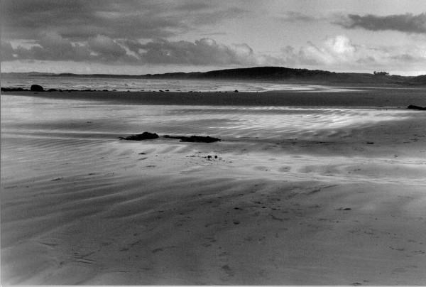 La plage australe