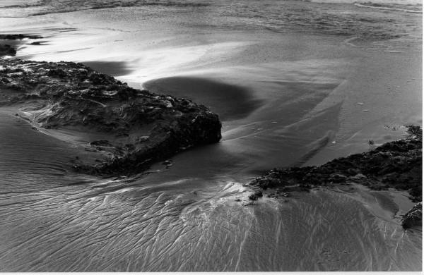 Le sable noir