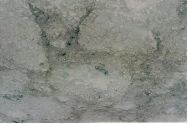La glace marine