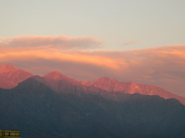 Cordillera Sunset bis