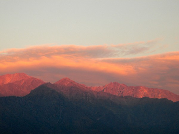 Cordillera Roja bis